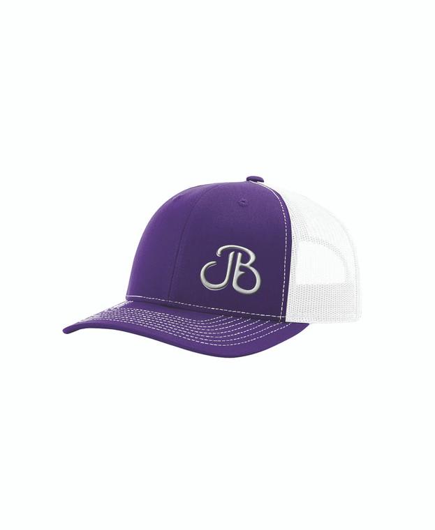 JB Hat Trucker Mesh Back