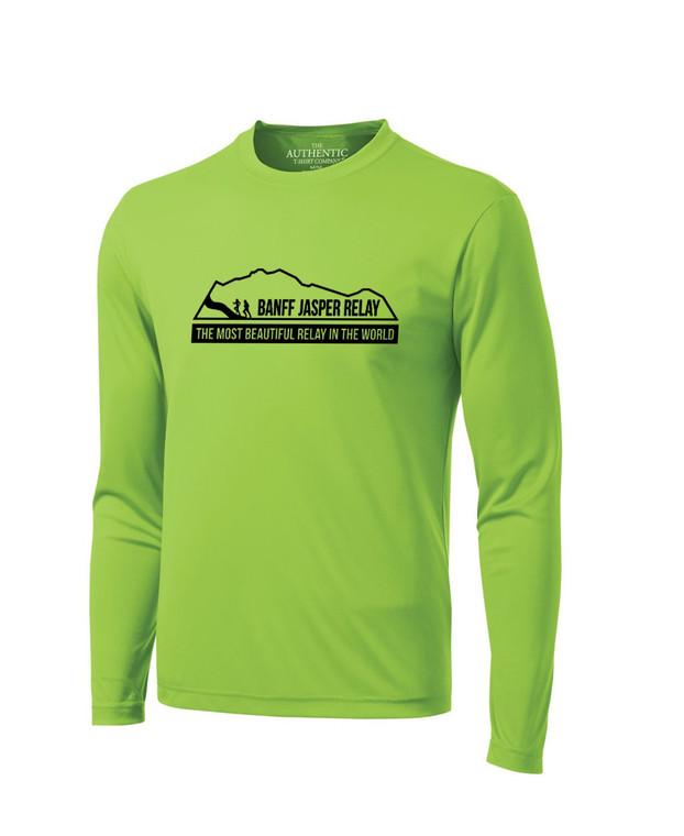 BJR Pro Team Long Sleeve Dri- Fit Shirts