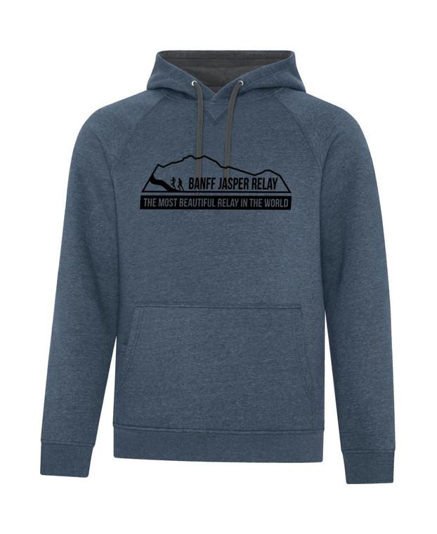 BJR Vintage Hooded Sweatshirts Unisex
