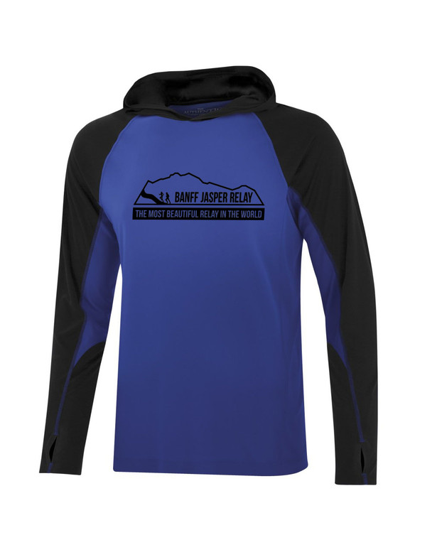 BJR Pro Team Long Sleeve Hooded Unisex Dri-Fit Shirts