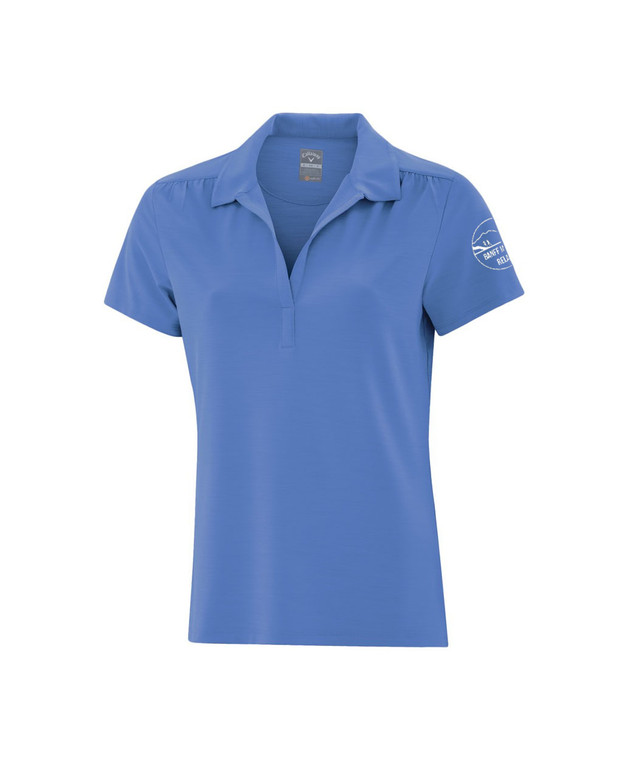 BJR Sleeve Embroidered Tonal Ladies' Polo