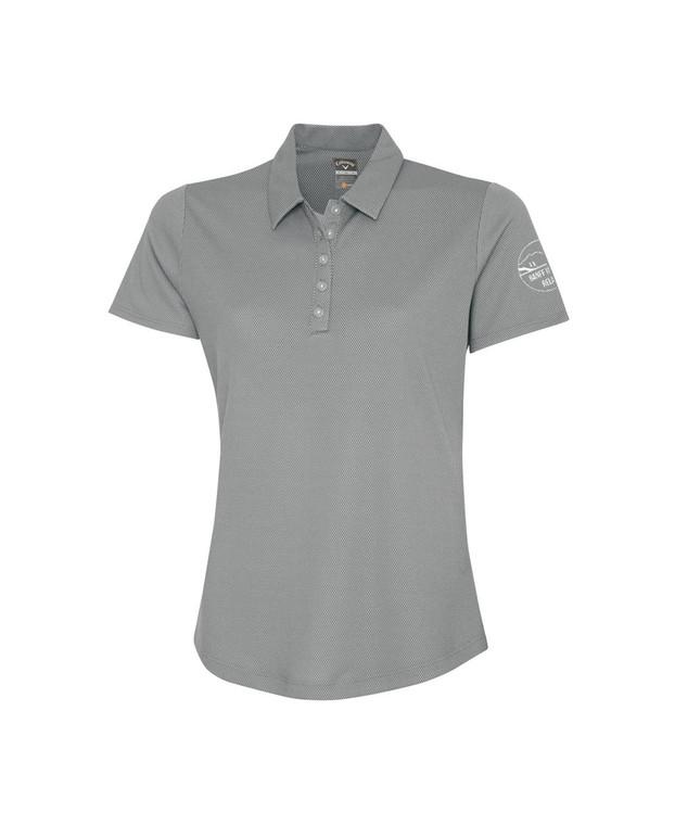 BJR Sleeve Embroidered Birdseye Ladies' Polo