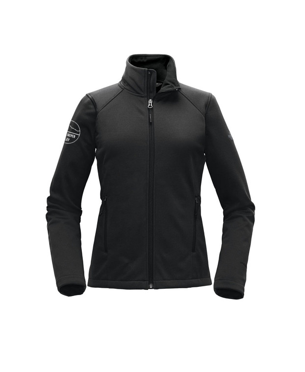 BJR Embroidered Soft Shell Ladies' Jacket
