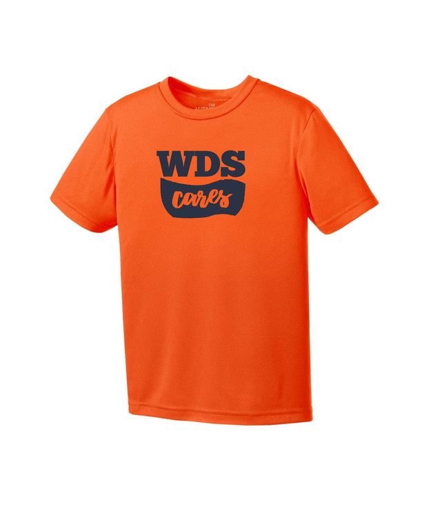 WDS Youth's Pro Team Polyester Shirt