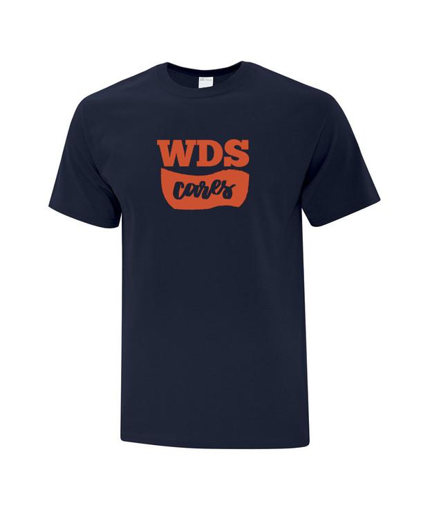 WDS Youth Cotton T-shirt