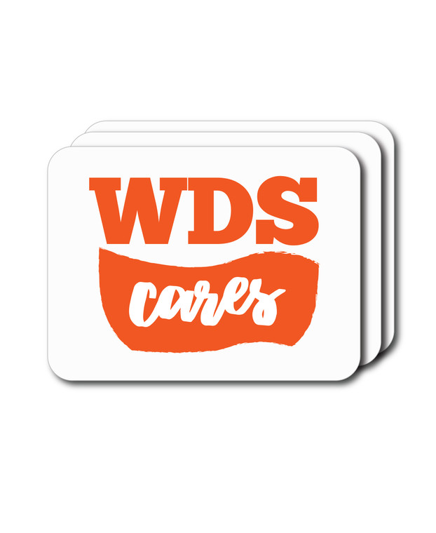 WDS Stickers