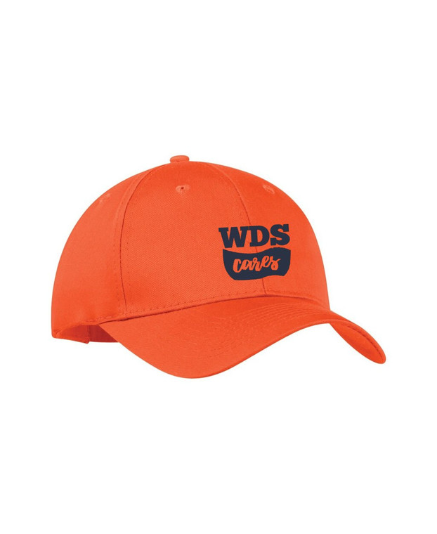 WDS Youth Mid Profile Twill Cap