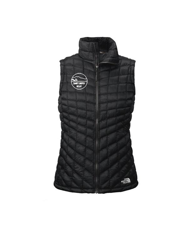 BRJ Embroidered Trekker Ladies Vest
