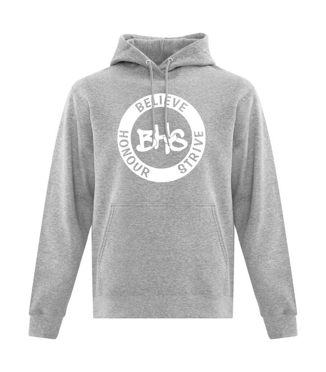 BHS Adult Cotton Fleece Hoodie