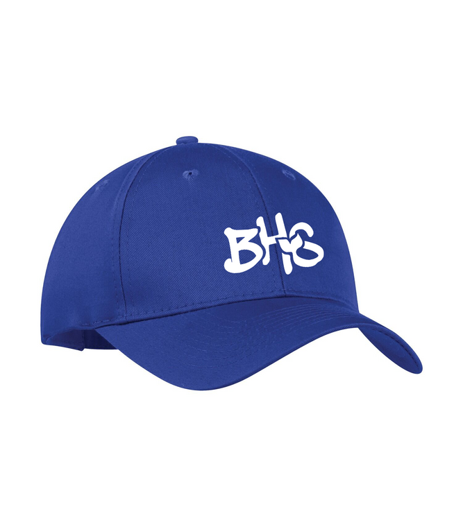 BHS Mid Profile Twill Cap