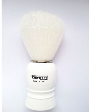 SYNTHETIC BRISTLE SHAVING BRUSH | Italian Made Vegan Luxury