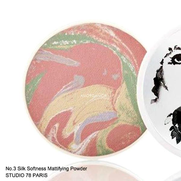 Studio 78 Mattifying Powder No.3 Silk Softness