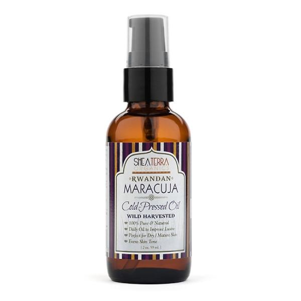 SHEA TERRA ORGANICS Pure Maracuja Oil | no fillers