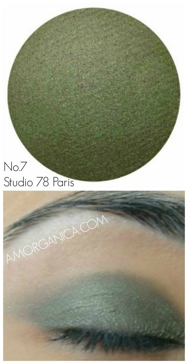 Studio 78 Paris No.7 Eyeshadow