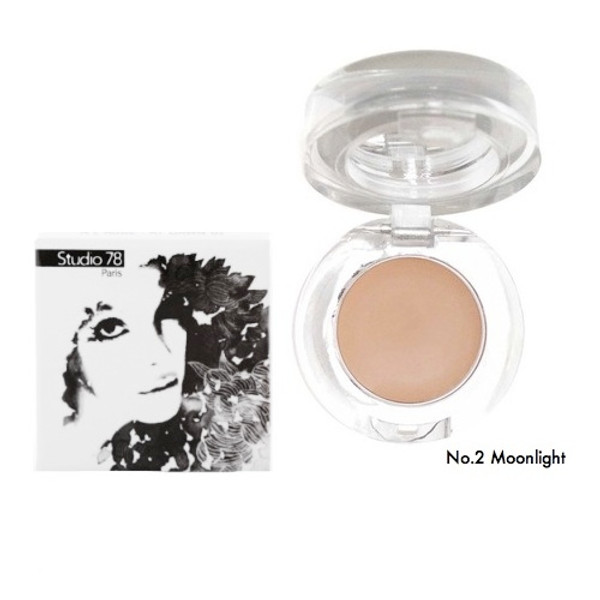 Studio 78 concealer No.2 Moonlight (medium to tan/olive skin tone)