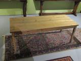 Georgian Scottish pine coffee table