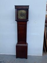 Scottish oak 1 day Grandfather clock