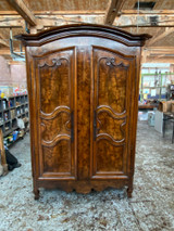 Outstanding 18th century  French armoire