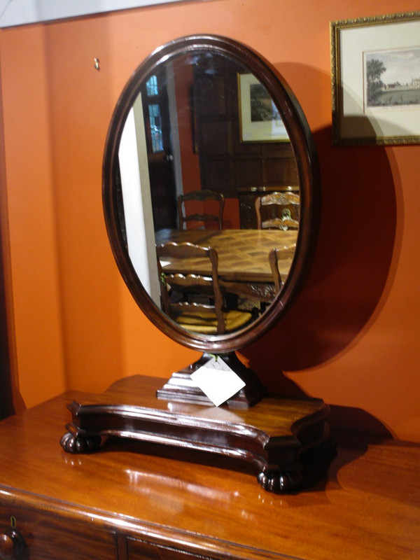 Regency  elegant mirror