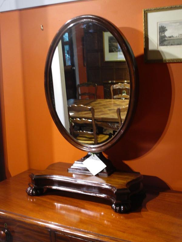 Regency  elegant mirror