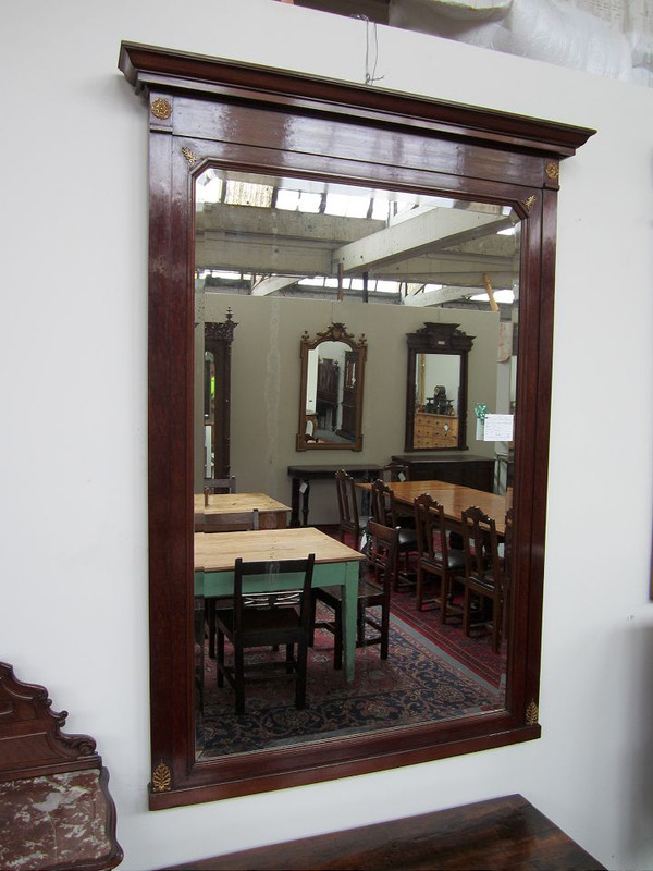 Louis Phillipe Antique mirror