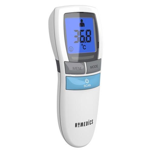 HoMedics berührungsloses Infrarot-Thermometer - HoMedics Deutschland