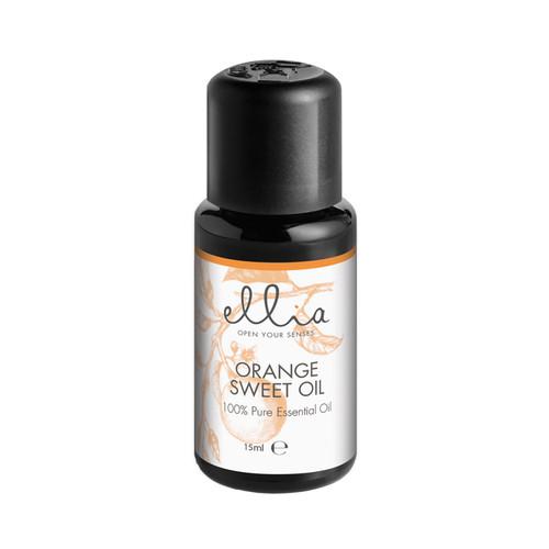 Ellia Orange ätherisches Öl 100% rein - 15ml | HoMedics Deutschland