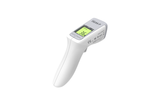 TheraP Berührungsloses Infrarot-Körperthermometer - HoMedics Deutschland