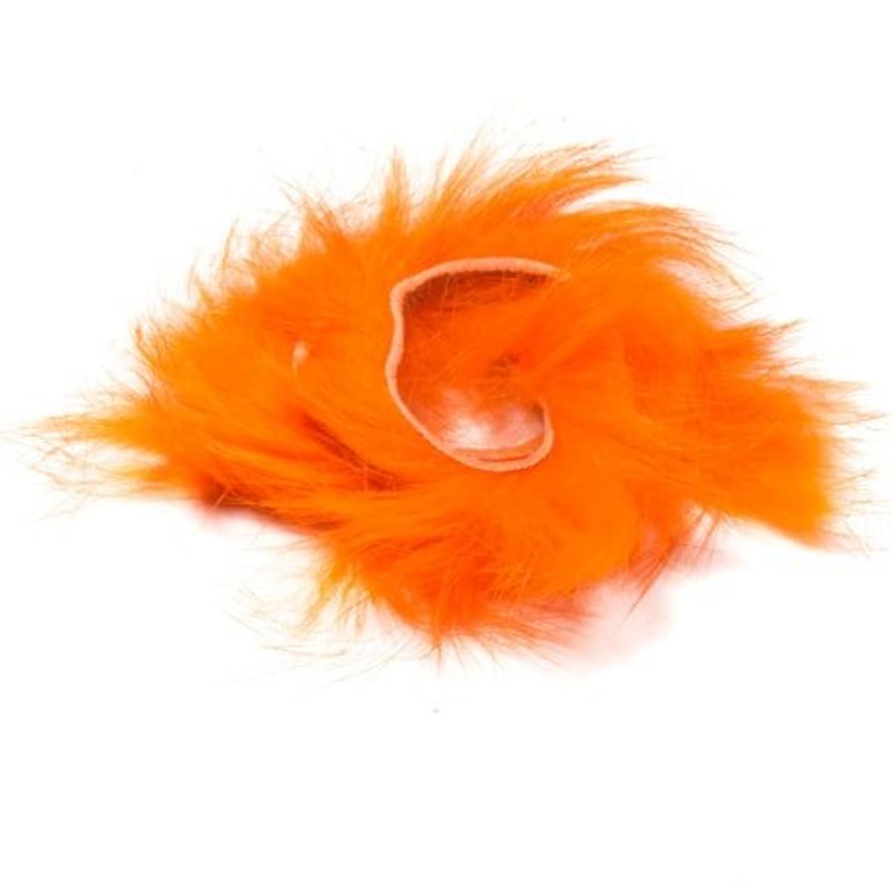 Hareline Magnum Zonker - Hot Orange