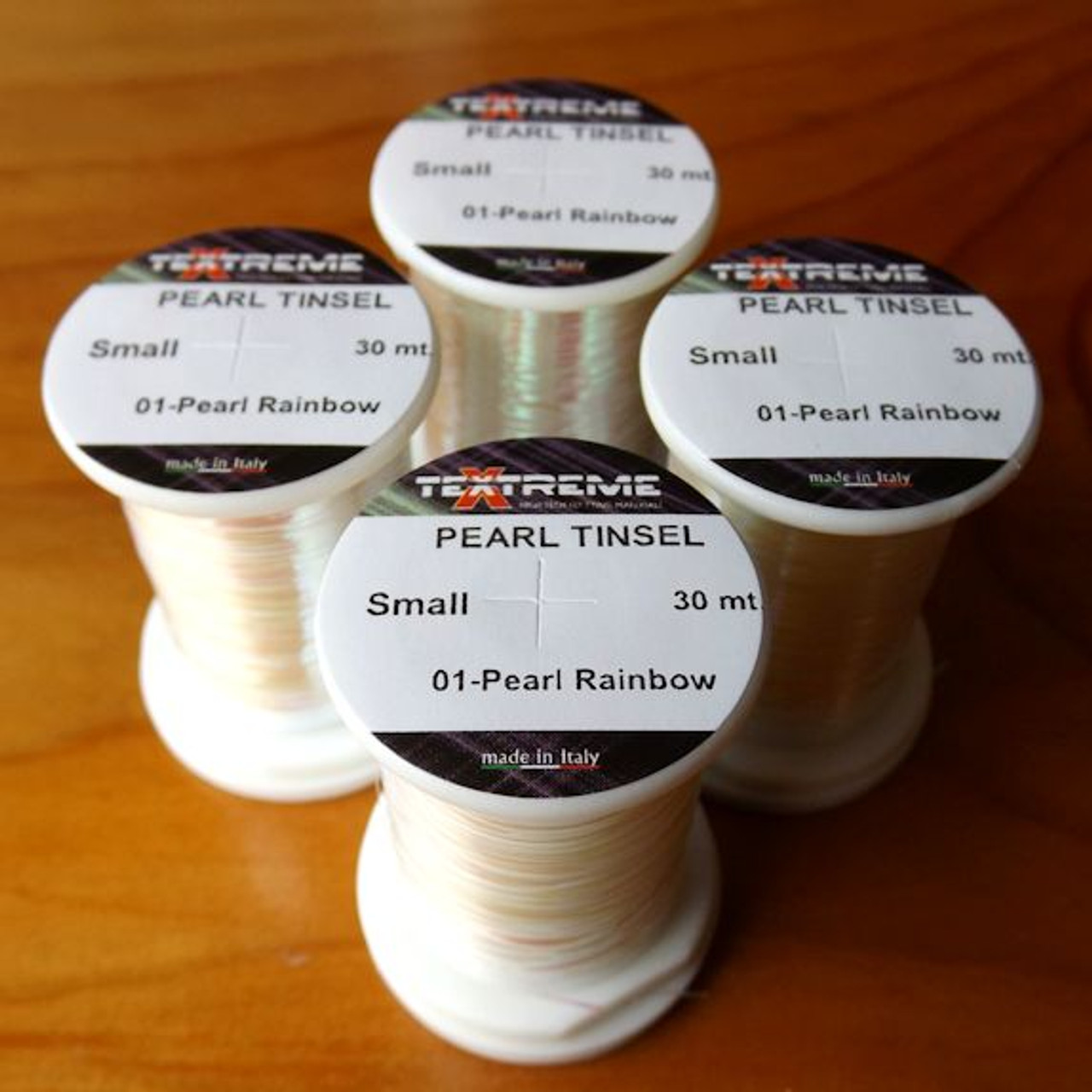 Textreme Small Pearl Tinsel