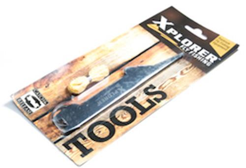 Xplorer knot tying tool