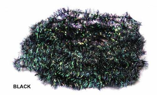 Hareline cactus chenille - Black