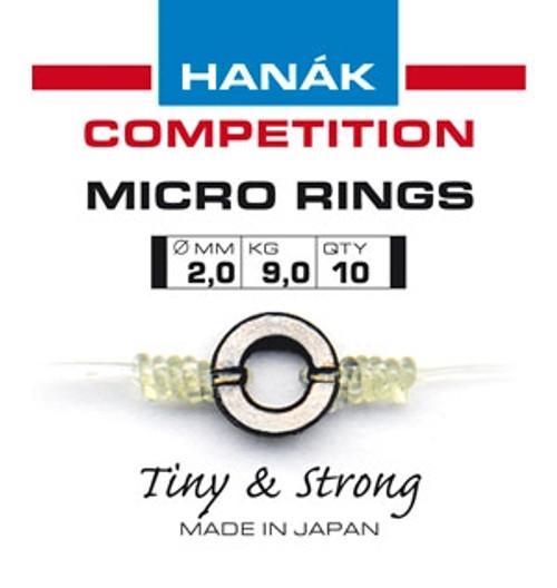 Hanak 2mm tippet rings