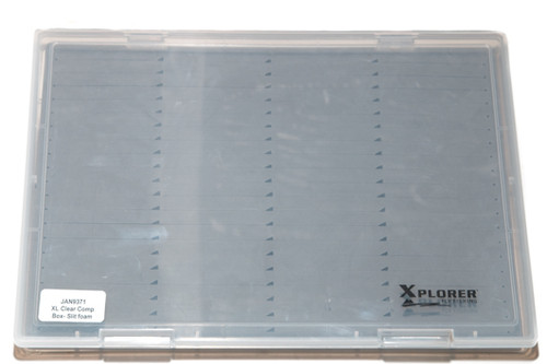 Xplorer Slit Foam Extra Large Competition Box