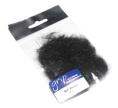 Grip SLF Blend Dubbing - Black