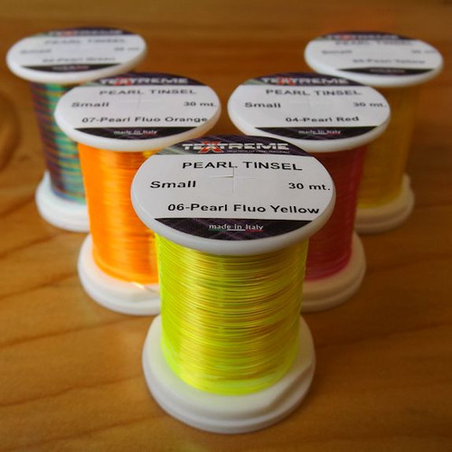 Textreme Pearl Tinsel
