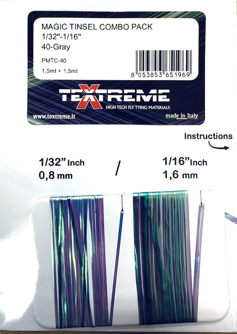 Textreme Magic Tinsel Combo Pack