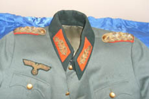Heer General Of The Infantry (or other arm) M36 service tunic #827