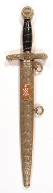 Croatian Treasury Guard Dagger #702