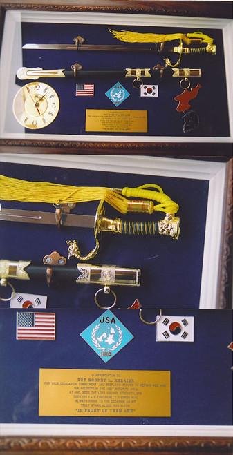 South Korean Army presentation Dagger#630