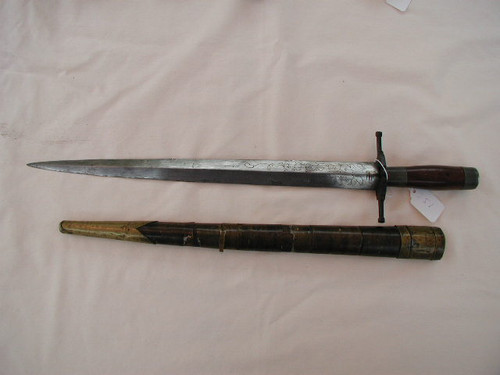 Philippines Dagger #562