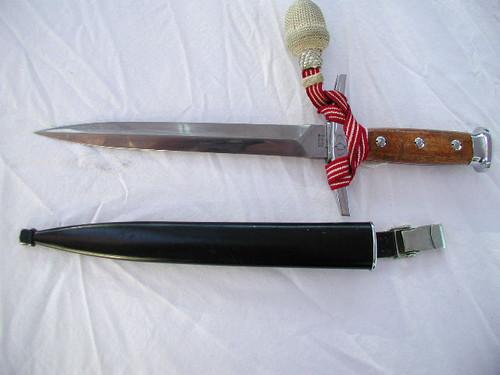 Swiss Army Dagger#665