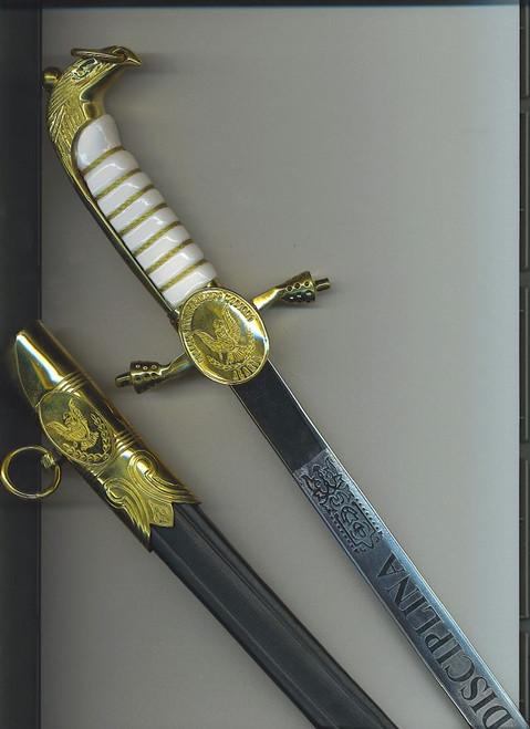 Mexican Alarid Military Academy dagger#717