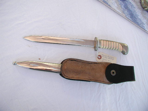Mexican Cadet dagger of the Pentathion Military Academy  #680