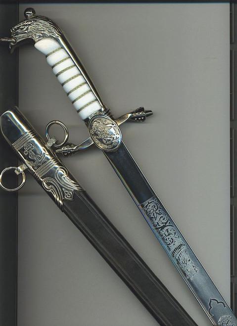 Mexican Navy NCO's dagger#716