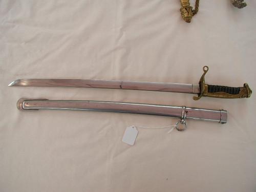 Japanese Meiji Era Police Short Sword/dagger. #558