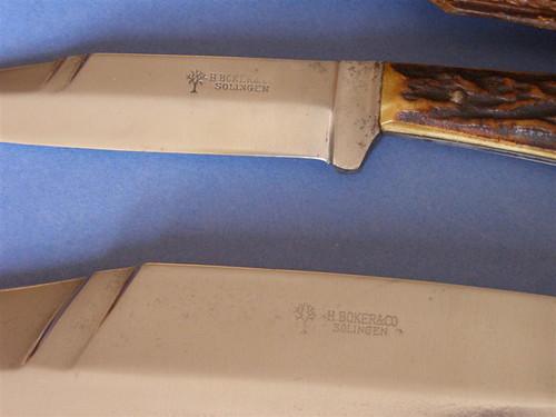 Boker Hunting Knife Set#361