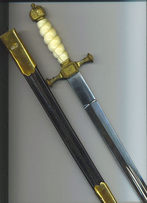 Royal Prussian Automobile Corps Dagger  #760