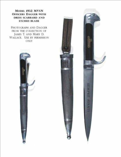 1932 MVSN Dagger#147