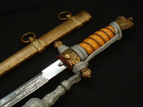 2nd Model naval dagger WKC  #336